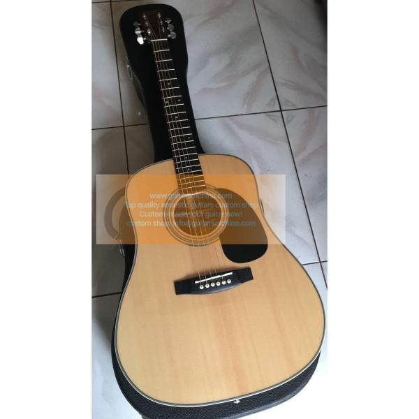 Buy Custom Chinese Martin D-28 Guitar Acoustic Guitar Best Builder #2 image