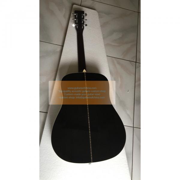 Sale Custom Martin D-28 Natural Acoustic-Electric Guitar #3 image