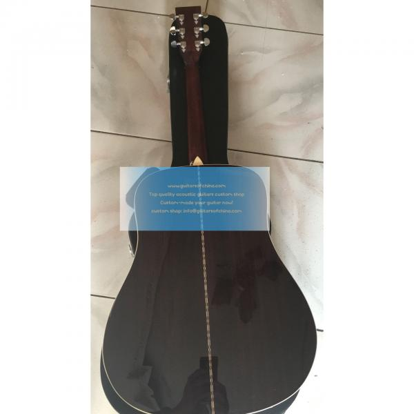 Custom Martin d-28 guitar sunburst for sale #2 image