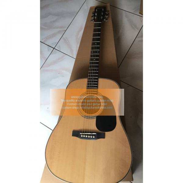 Sale best acoustic-electric guitar Martin d28 #1 image