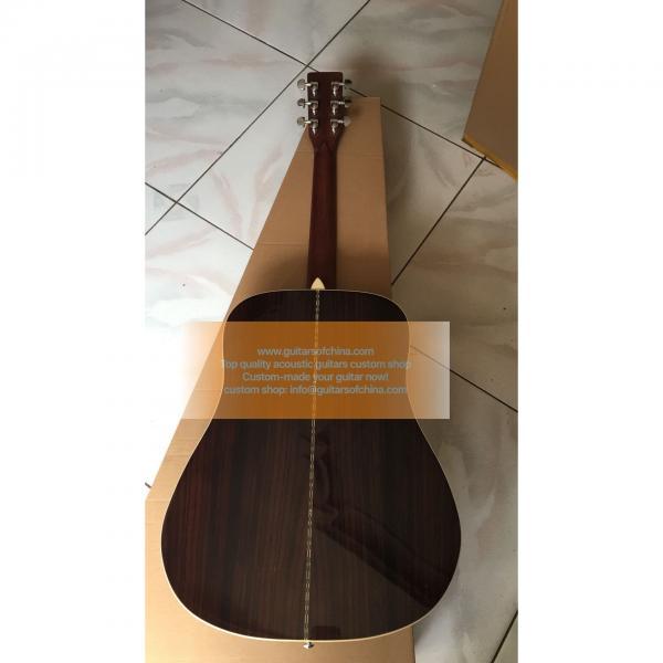 Sale best acoustic-electric guitar Martin d28 #2 image