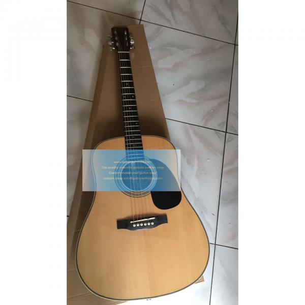 Custom Martin Standard Series Dreadnought D-28 Guitar #1 image