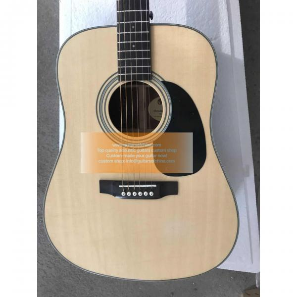 Custom Martin acoustic D-28 guitar #2 image