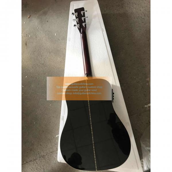 Custom Martin acoustic D-28 guitar #3 image