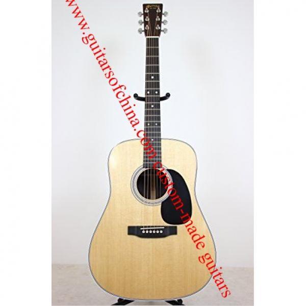 Sale Custom Best Acoustic Solid Martin guitar D 28 #1 image