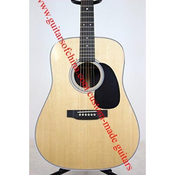 Sale Custom Best Acoustic Solid Martin guitar D 28 #2 image