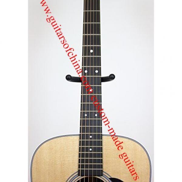 Sale Custom Best Acoustic Solid Martin guitar D 28 #3 image