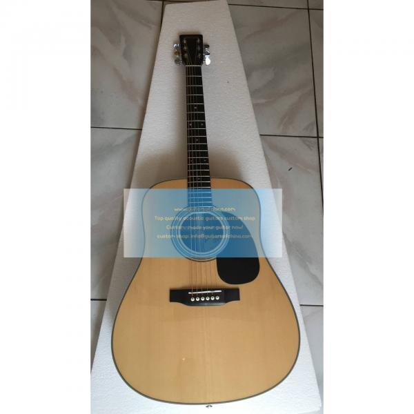 Custom Martin dreadnought acoustic guitar D-28 #1 image