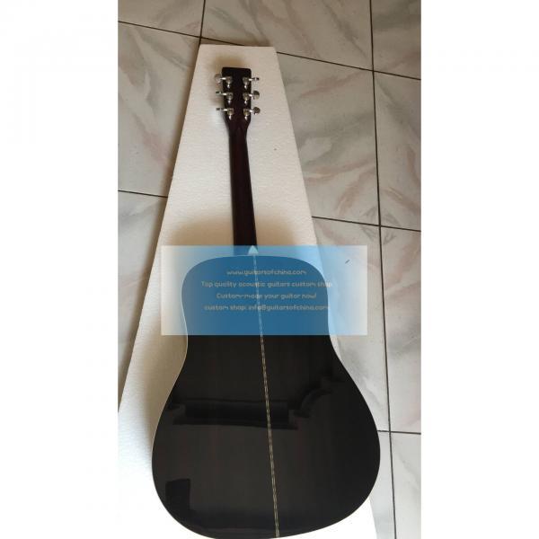 Custom Martin dreadnought acoustic guitar D-28 #2 image