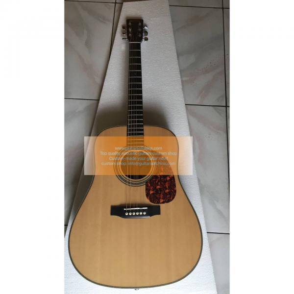 Custom Martin HD 28V dreadnought guitar #1 image