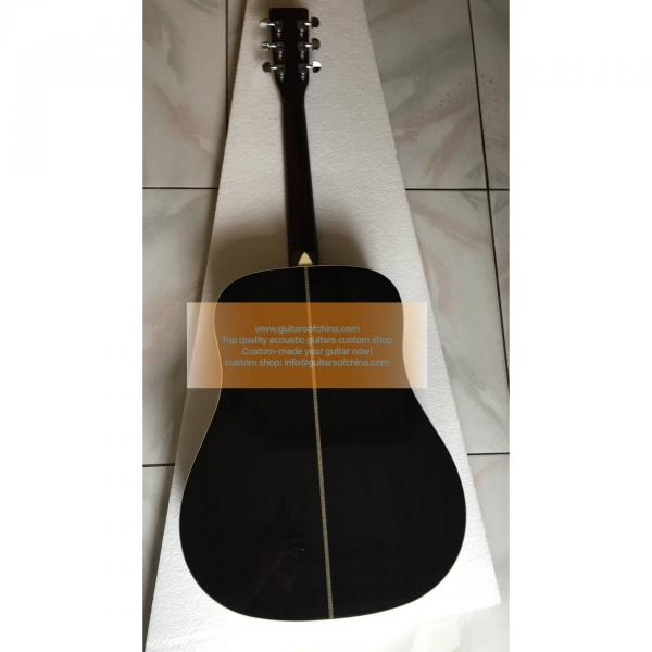 Custom Martin HD 28V dreadnought guitar #4 image