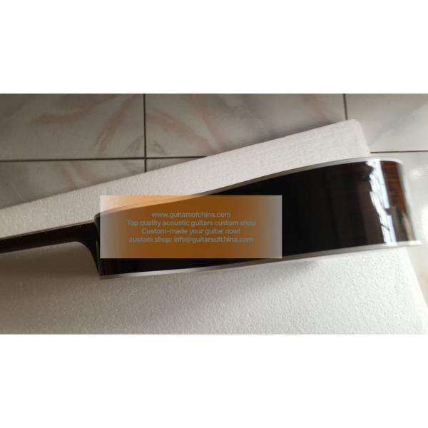Custom Solid Wood Martin HD-28 Acoustic Guitar Natural #3 image