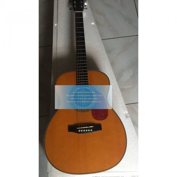 Custom Martin omjm john mayer signature acoustic guitar #1 image