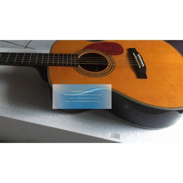 Custom Martin omjm john mayer signature acoustic guitar #2 image
