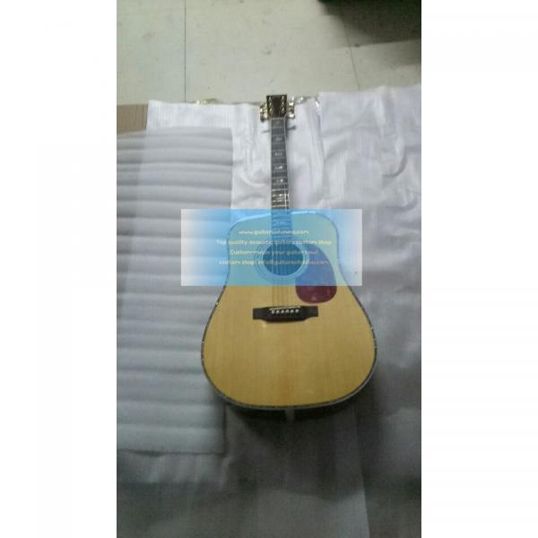 Custom Martin D-41 Dreadnought Acoustic Guitar #1 image