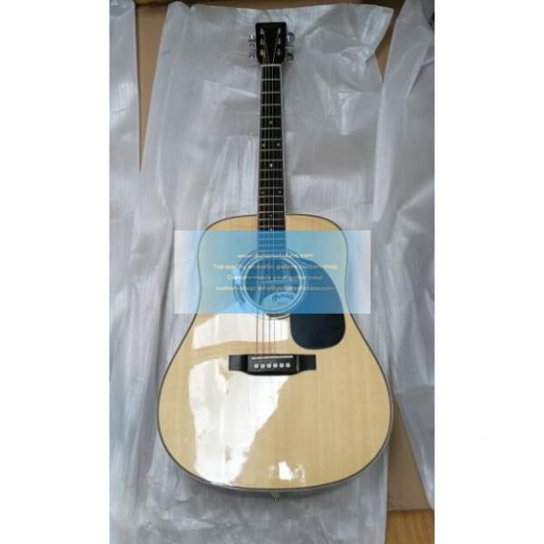 Chinese custom martin acoustic guitars Martin d-35 guitar #1 image