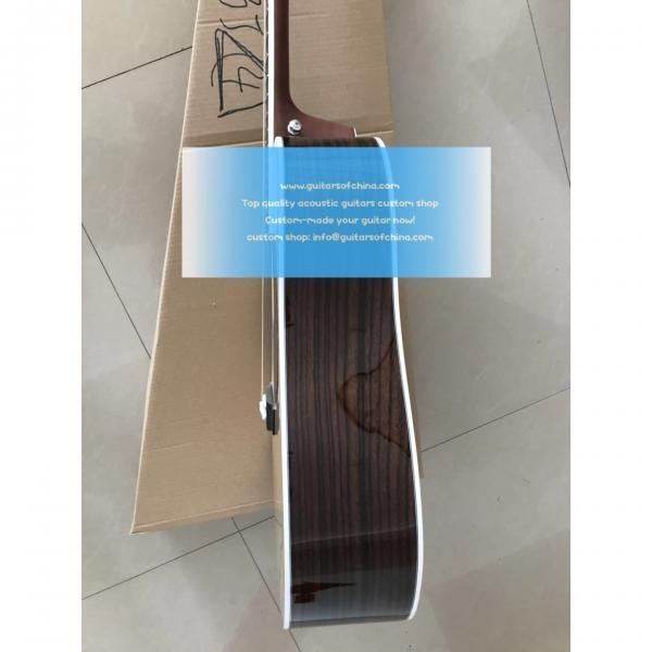 Custom Martin D-35 Acoustic Natural Guitar #4 image