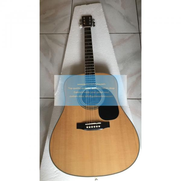 Custom Solid Spruce Martin D-35 Acoustic Guitar #1 image