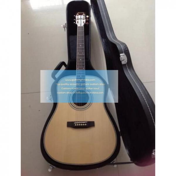 Custom Martin HD-35 acoustic guitar #1 image