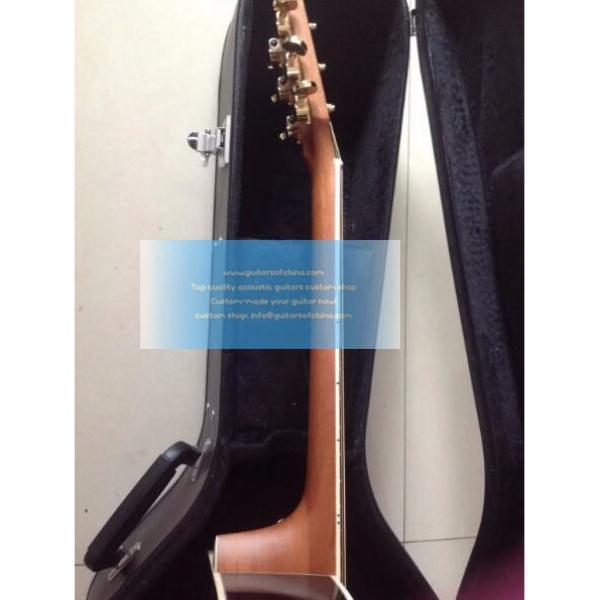 Custom Martin HD-35 acoustic guitar #3 image