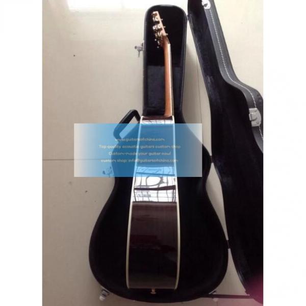 Custom Martin HD-35 acoustic guitar #4 image
