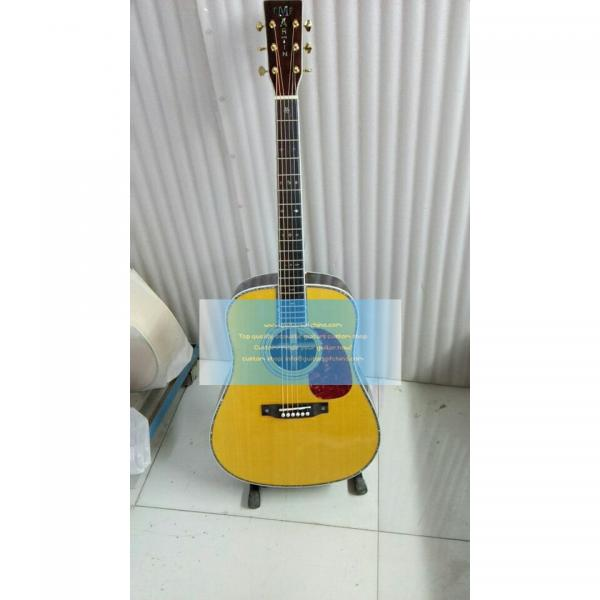 Custom Martin D-42 Acoustic Electric Guitar #1 image