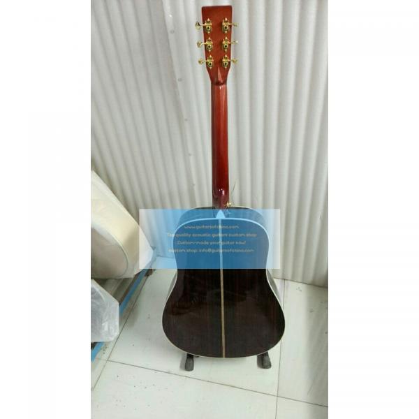 Custom Martin D-42 Acoustic Electric Guitar #2 image
