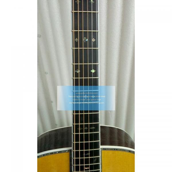 Custom Martin D-42 Acoustic Electric Guitar #3 image