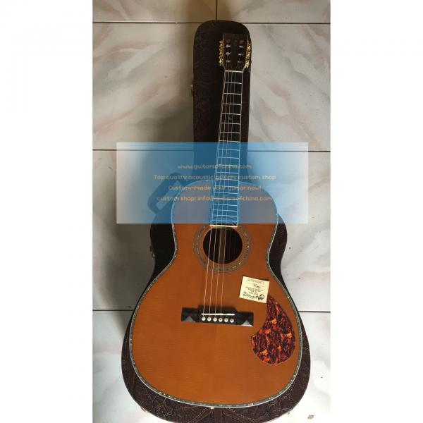 Custom Solid Martin 00-42sc John Mayer Cocobolo Guitar #3 image