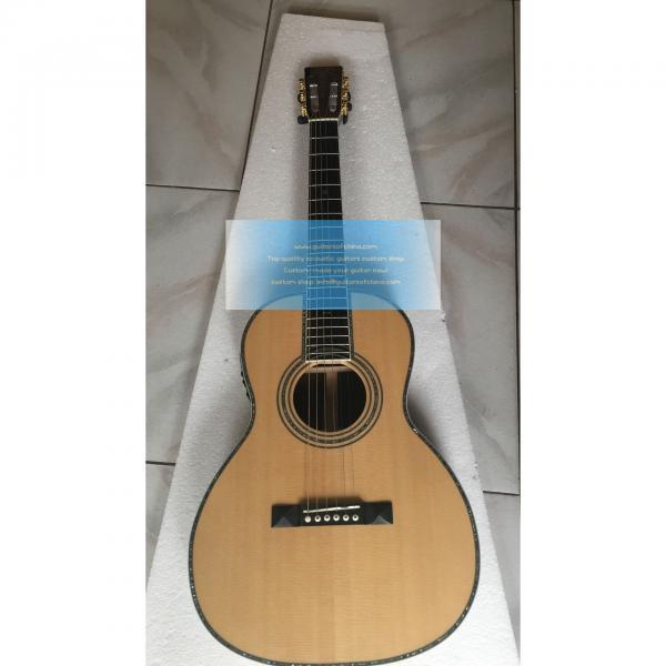 Custom Martin 00 42SC John Mayer Acoustic Guitar #1 image
