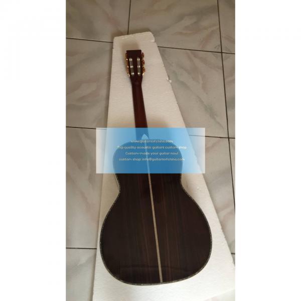 Sale custom acoustic guitar Martin 000 45 #2 image