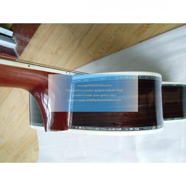 Custom Solid Martin acoustic guitar 000-45 Guitar #4 image
