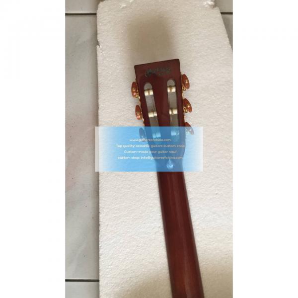Sale custom acoustic guitar Martin 000 45 #4 image