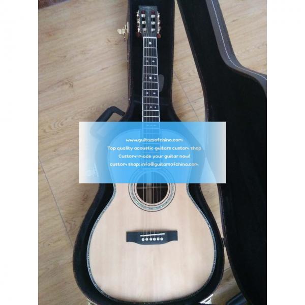 Custom Solid Martin acoustic guitar 000-45 Guitar #1 image