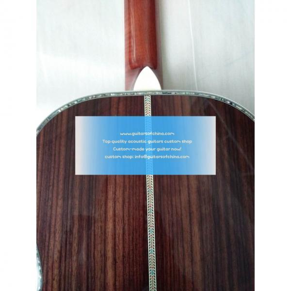 Custom Solid Martin acoustic guitar 000-45 Guitar #2 image