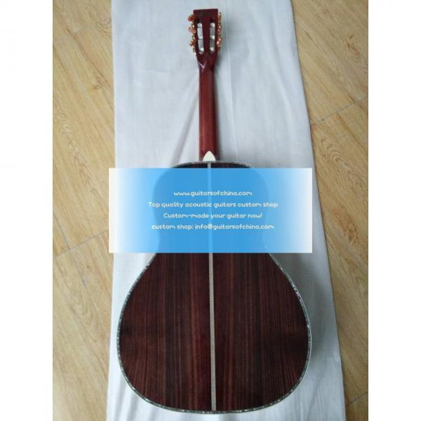 Custom Solid Martin acoustic guitar 000-45 Guitar #5 image