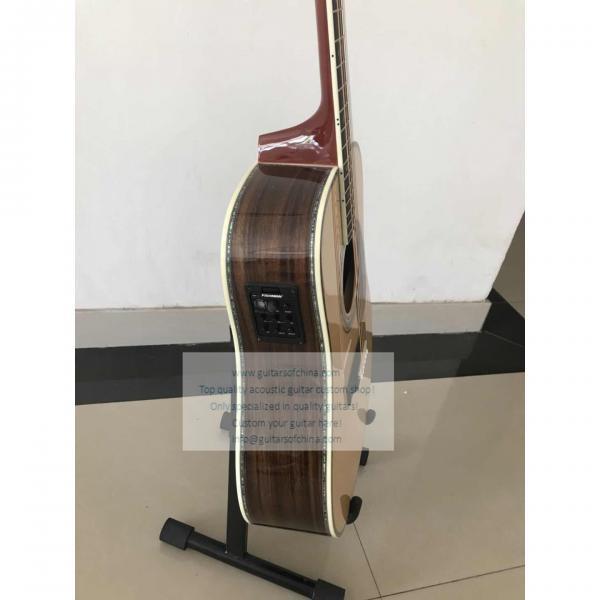 Custom Martin D-45 SS Standard Series Guitar Natural #2 image