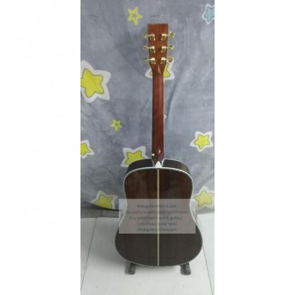 Custom Martin D45s Acoustic Guitar For Sale Fancy Abalone Inlay #5 image