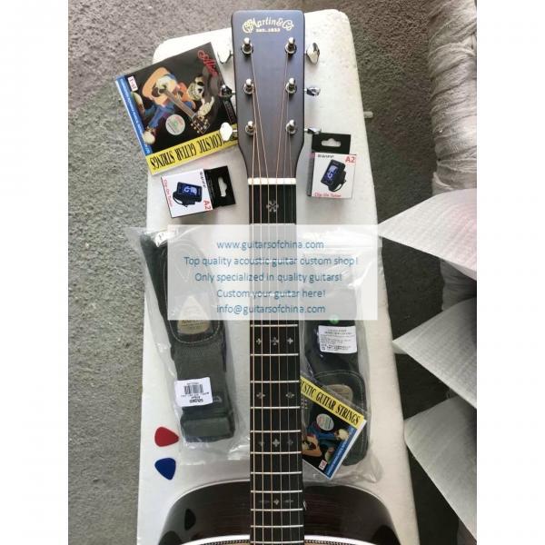 Custom Martin Guitar HD-28 Acoustic Guitar Natural For Sale #3 image