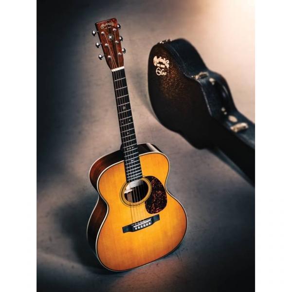 Eric Clapton's five most classic guitars-Martin 000-28ec acoustic guitar #1 image