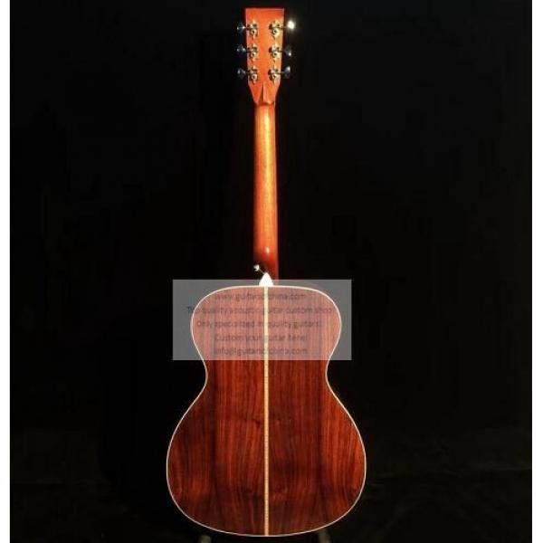 Custom martin 000-28ec vs 00028 acoustic guitar #3 image