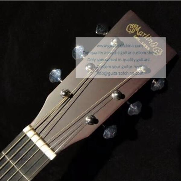 Chinese Custom Made Martin D-28 Guitar Standard Series #2 image