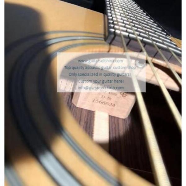 Chinese Custom Made Martin D-28 Guitar Standard Series #4 image