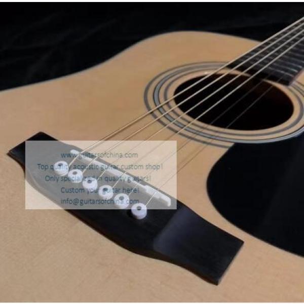 Chinese Custom Made Martin D-28 Guitar Standard Series #5 image
