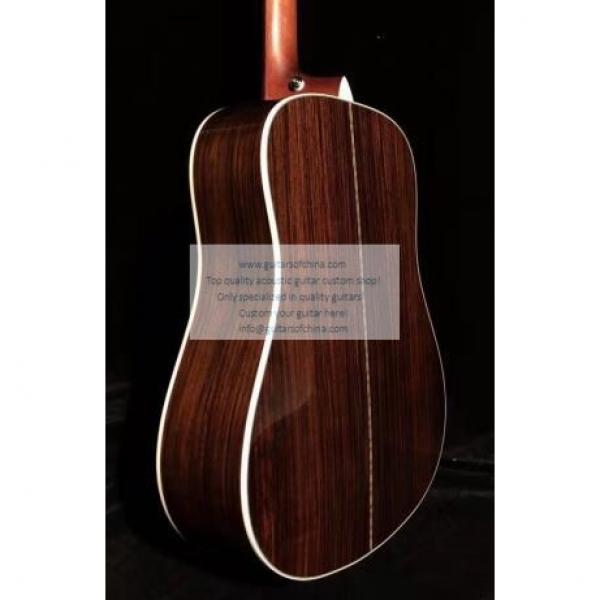 Chinese Custom Made Martin D-28 Guitar Standard Series #6 image