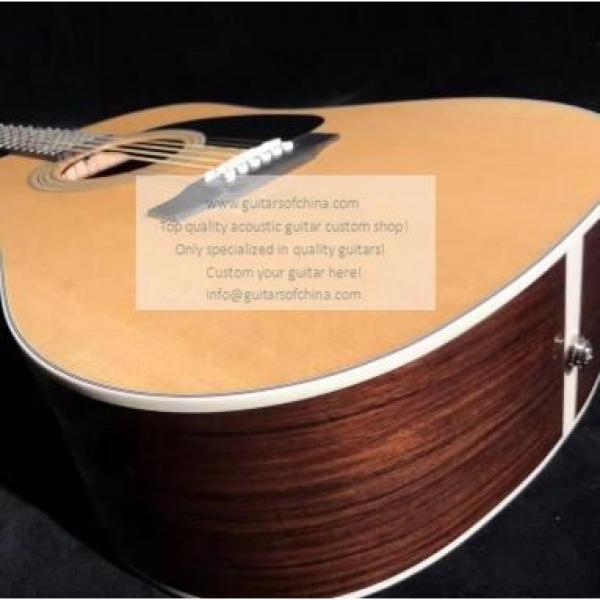 Chinese Custom Made Martin D-28 Guitar Standard Series #7 image