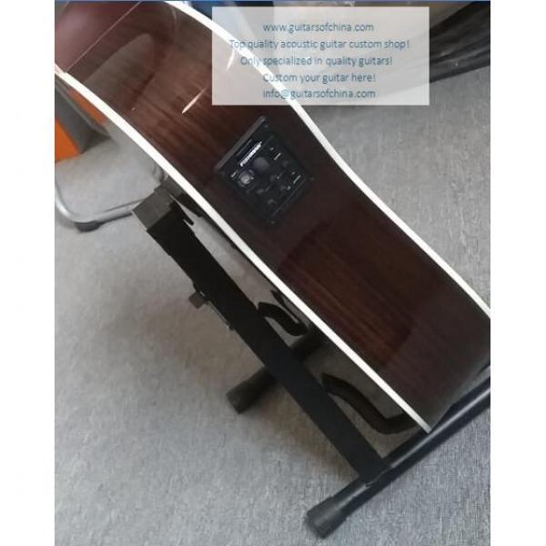 Chinese Custom Made Martin D-28 Guitar Standard Series #8 image