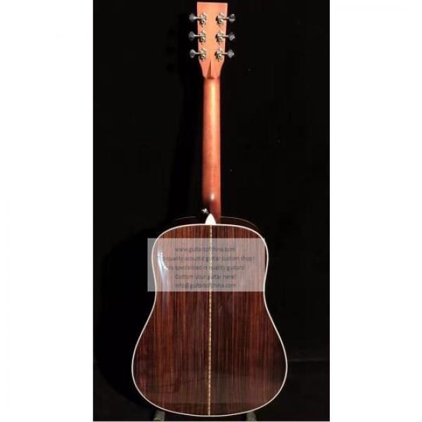 Chinese Custom Made Martin D-28 Guitar Standard Series #9 image
