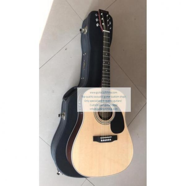 Chinese made Martin d-28 dreadnought guitar #1 image
