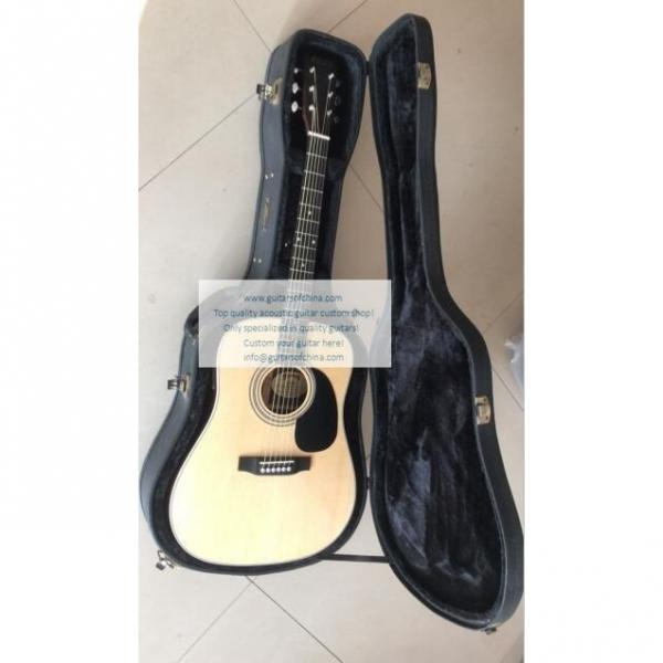 Chinese made Martin d-28 dreadnought guitar #3 image